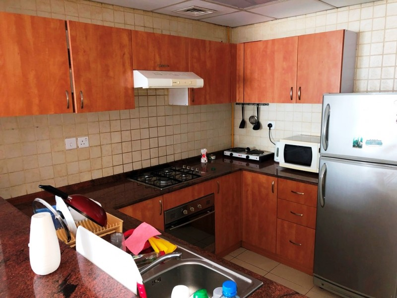 Beautiful 1BR, Furnished, Ready to Move in