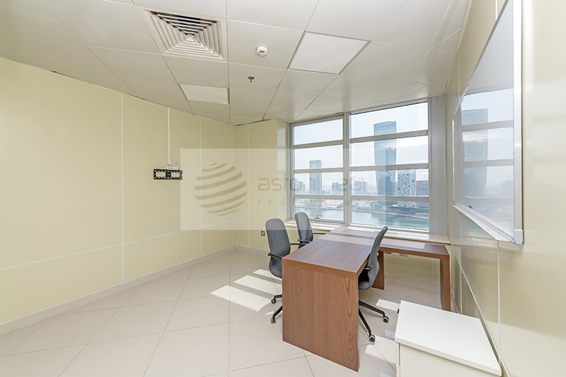 Fully Fitted - OFFICE - Walking Distance to Metro