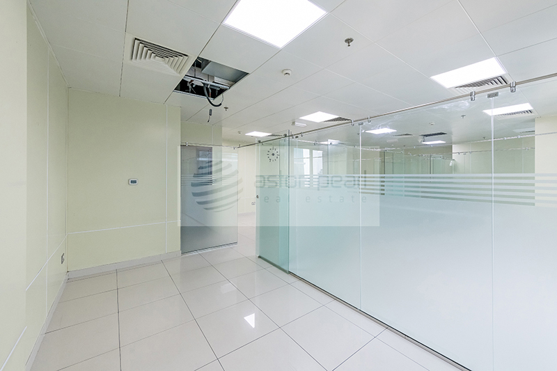 Fully Fitted - OFFICE - Lake View - High Floor
