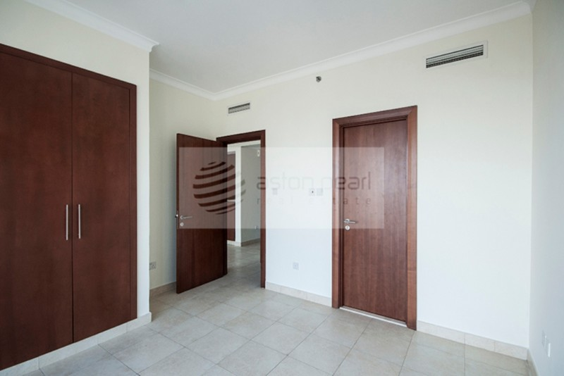 Tenanted Apartment, Canal View, 1BR, On High Floor