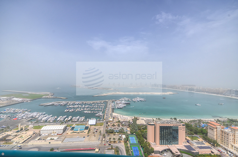 Unfurnished 3Br+M | Full Sea View | Vacant Now