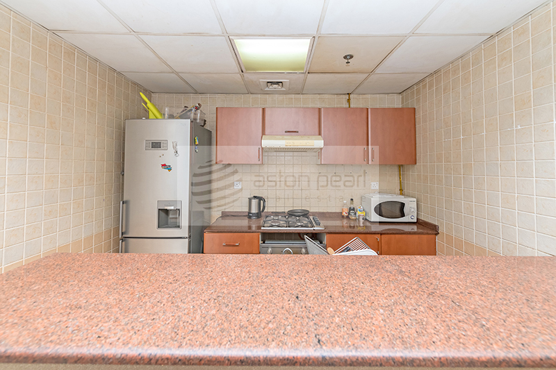 Fully Furnished, 2BR Apartment, Chiller Free