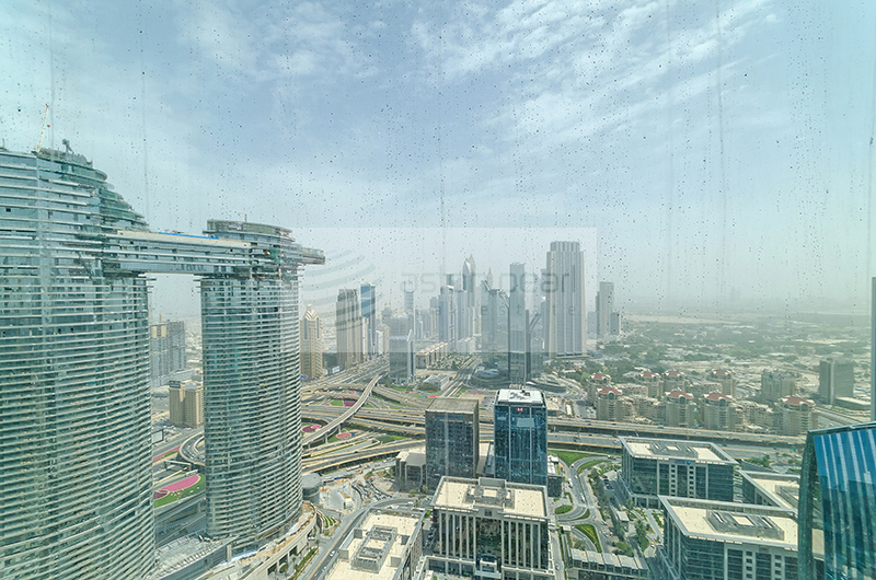 Burj Khalifa / Blvd, 3BR, Bldg. Connected to Metro