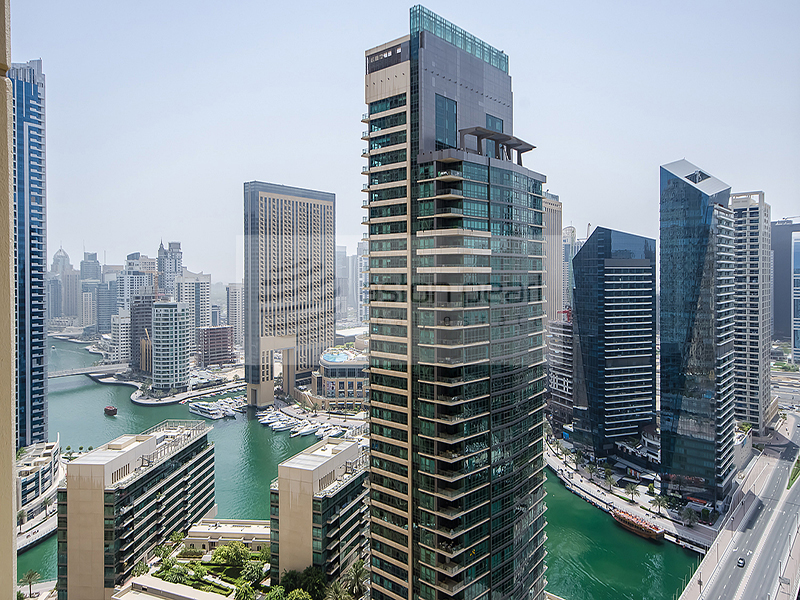 Beautiful Marina & Yachts View | Large 2BR+Laundry