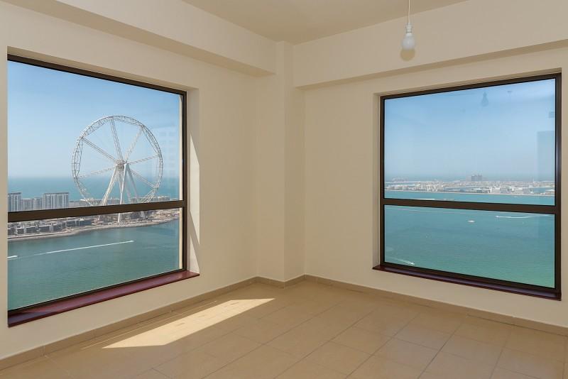 The Best JBR Sea View  270 Eye,Palm,Beach  3BR+M