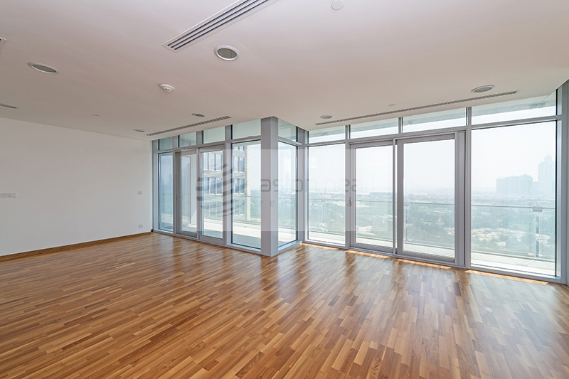 Amazing Deal! 3BR with  Zabeel Park View, Vacant