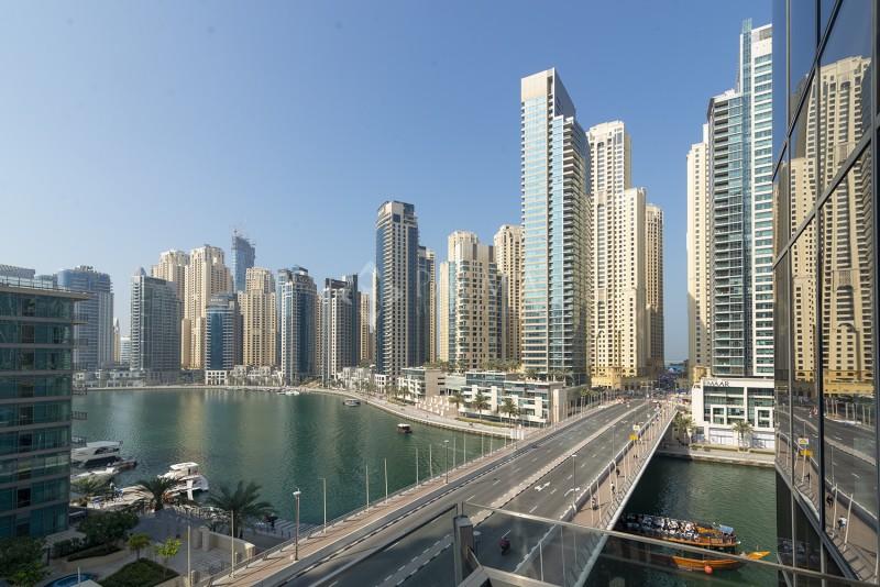 Lovely 2 beds | Silverene Tower | Dubai Marina