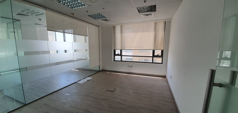Fitted Office | Partition | Two Parkings