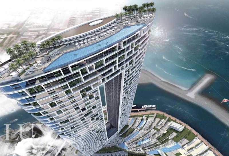 The Address Residences Jumeirah Resort And Spa, JBR, Dubai image 4