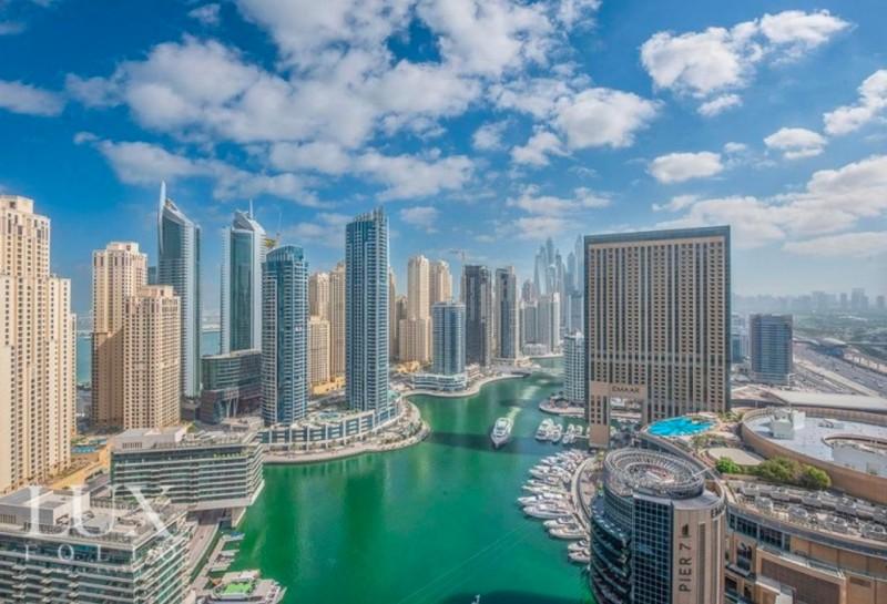 Silverene A, Dubai Marina, Dubai image 0