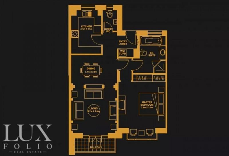 Al Tajer Residence, Old Town, Dubai image 9