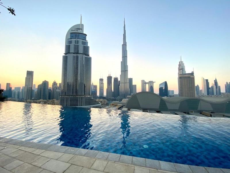 The Address Residence Fountain Views 1, Downtown Dubai, Dubai image 10