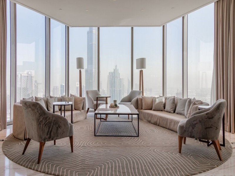 Luxurious Apartment|Dubai Mall Access |Spacious