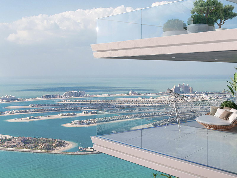 Investment Deal | Panoramic Sea & Marina View