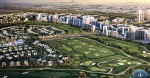 Only Golf course view apartment in Dubai