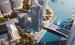 Sparkle Towers at Dubai Marina