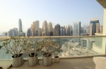 Furnished - Trident Waterfront - Dubai Marina