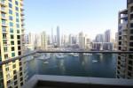 Full Marina View - Marina Promenade Attessa - EMAAR