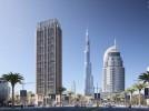 Nekaj korakov do nakupovalnega centra v Dubaju