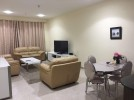 Fully Furnished 1 Bed | Partial Sea view