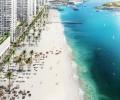 Private beach|EMAAR|Branded by Ellie Saab