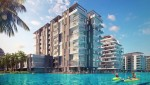 Luxury Furnished Apt with Crystal Lagoon View