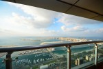 Furnished Full Palm view 2BR with Balcony
