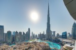 2BR with Burj Khalifa view|Fully Furnished