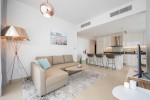 Sophisticated Furnished 2BR Corner Move in Ready