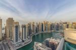 Exclusive | Full Marina Views 3 BR | VOT