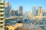 Astonishing 1 B/R with Stunning full Marina Views