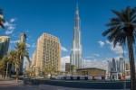 مفروشة 3 ب / ص الطابق العلوي | إطلالة برج خليفة